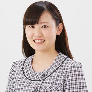 医療秘書・医療事務科2年 渡邊 雪菜さん